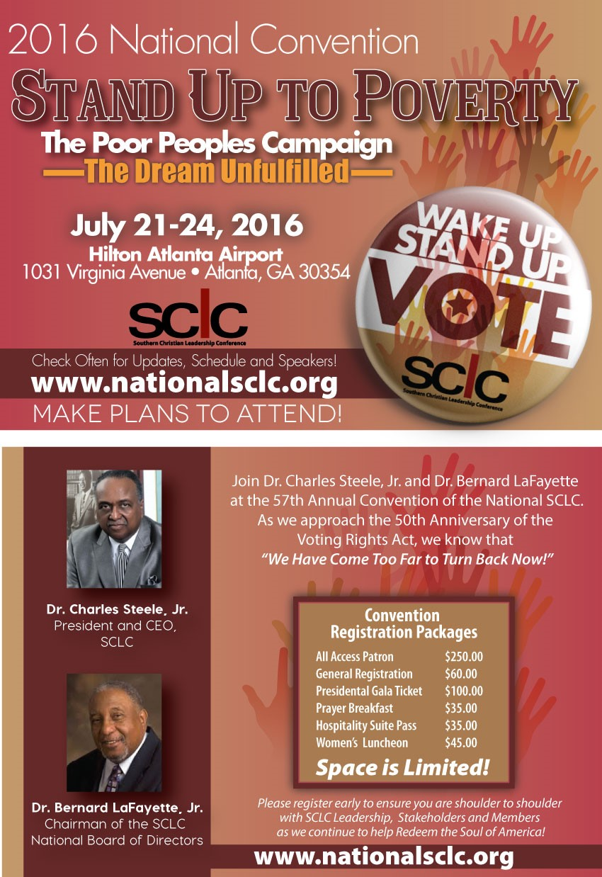 2016 SCLC National Convention 2