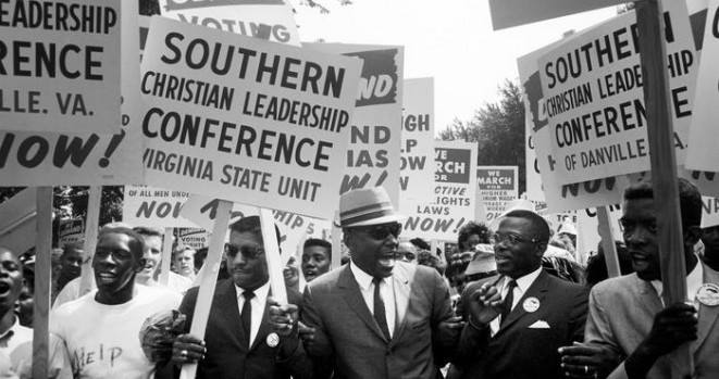 SCLC History - The All-New National SCLC